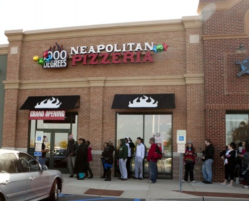 fast casual pizza franchises