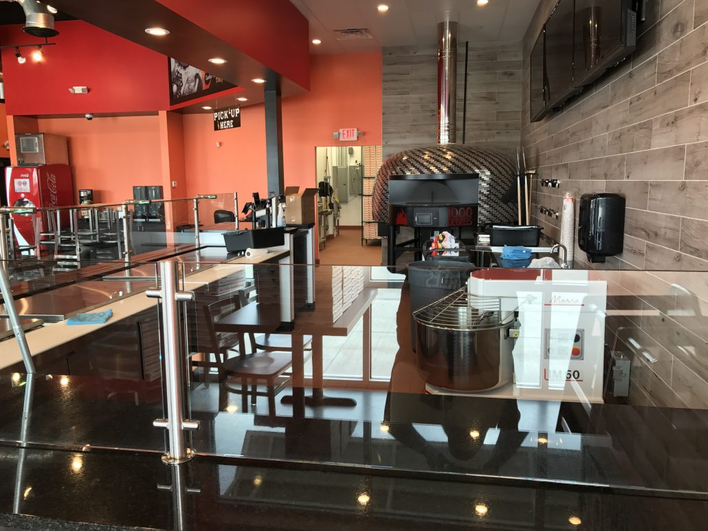 Hand Tossed Neapolitan Pizza Now Offered In Katy 1000